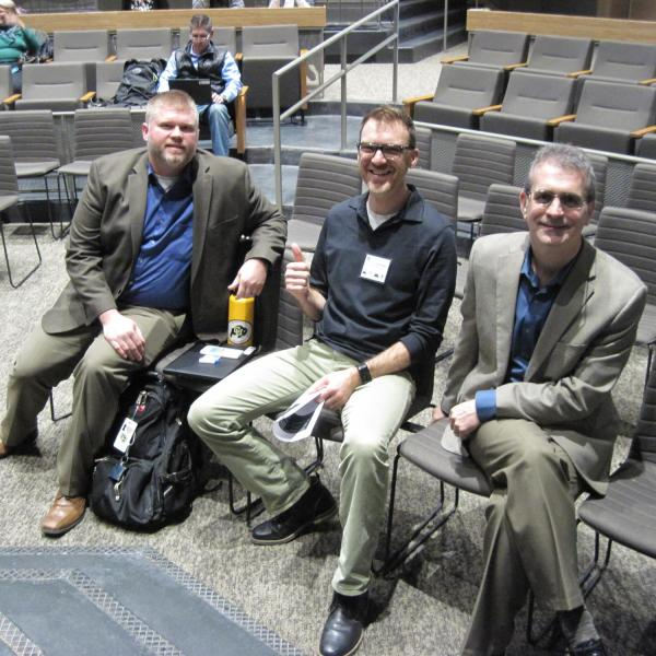 Speaker Series: Parking and Transportation 2019 Tom, Thomas, and Clark