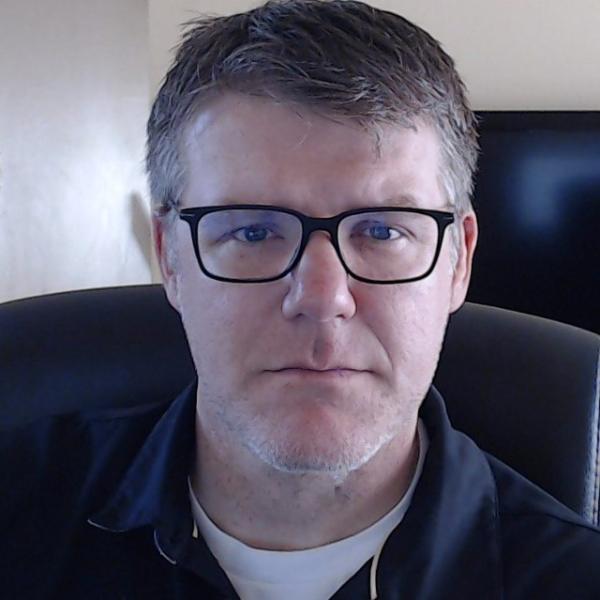 Mike Williamson Headshot