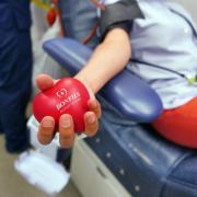 hand, Bonfils heart
