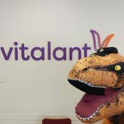 Vitalant T-Rex
