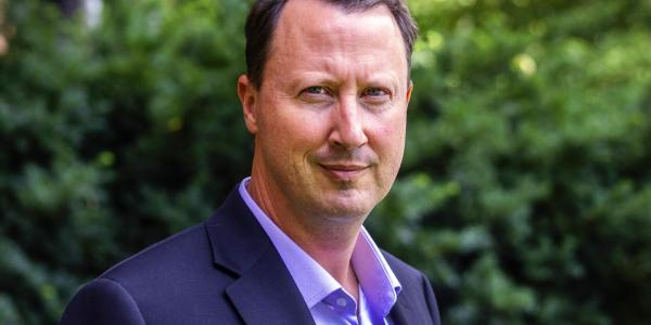 Jon Leslie, Interim Senior Associate Vice Chancellor of Strategic Communications
