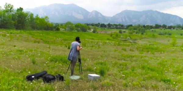 Videotaping the Flatirons