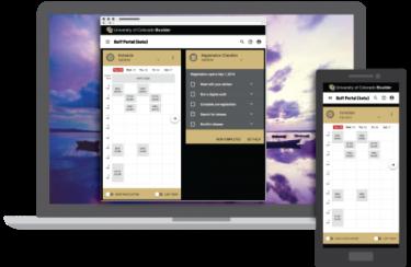 Buff Portal screen captures