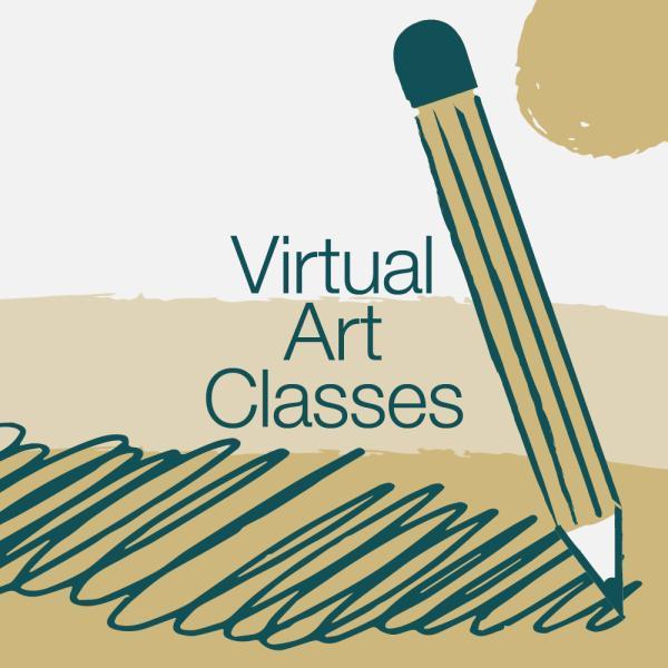Virtual art classes