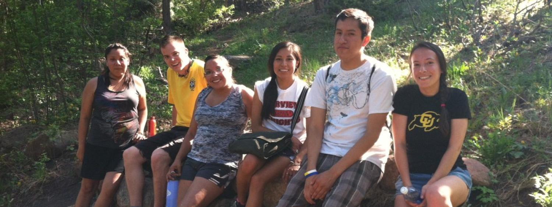 chatauqua hike 2012