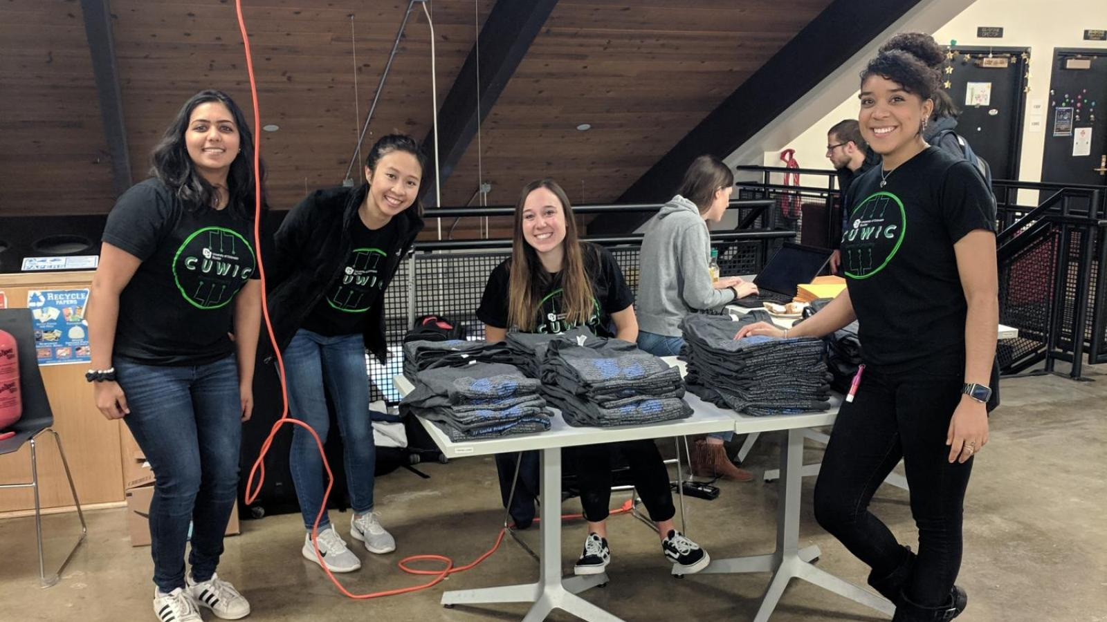 WIC at Lucid Coding Event