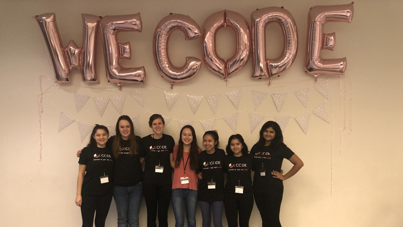 WIC at WeCode Conference