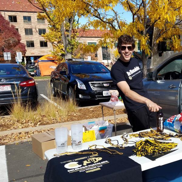 CU Boulder NTSO Tailgate