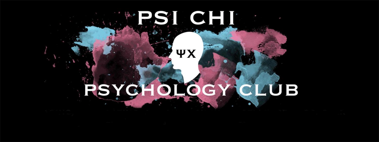 Psi Chi/Psychology Club logo