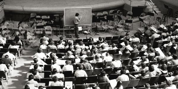 Dr Rivera Chicano Studies UMAS Summer Program 1972