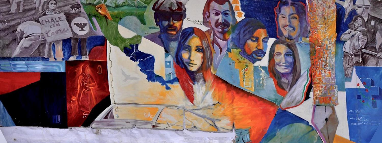Los Seis de Boulder Mural