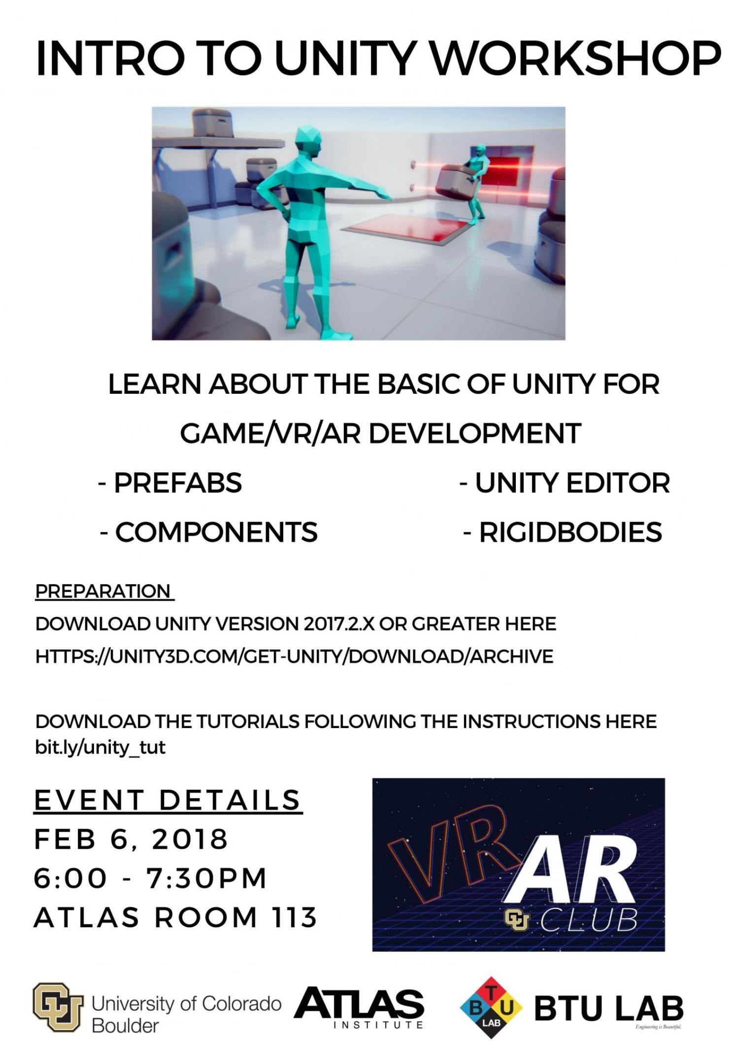 Unity Tutorial Pt1