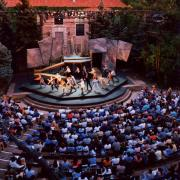 Image of Shakespeare Festival outdoors