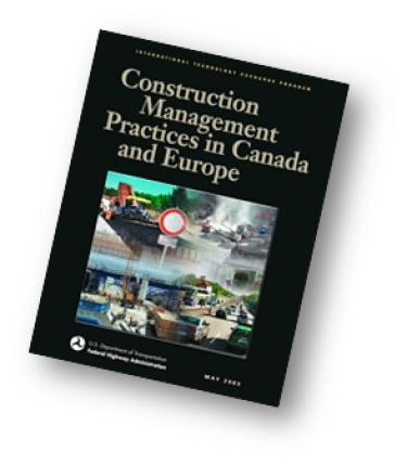 Construction Management Scan Cover