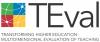 TEval logo
