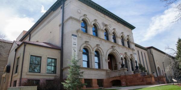University Theatre building