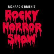 Poster reading Richard O'Brien's Rocky Horror Show