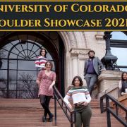 2021 Showcase students
