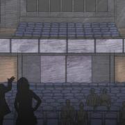 theatre renovation sketch