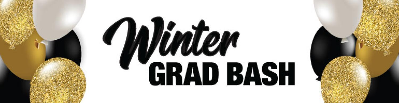 winter grad bash