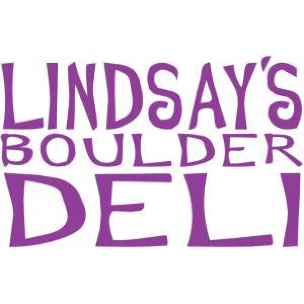 Lindsay Boulder logo