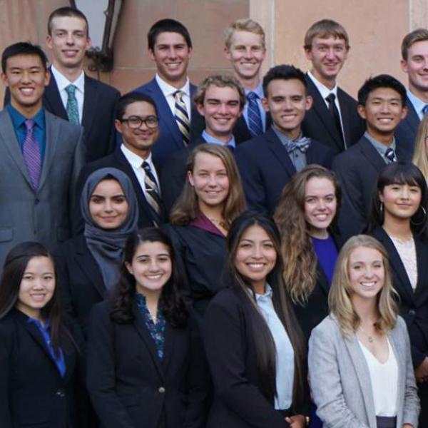 President's Leadership Class