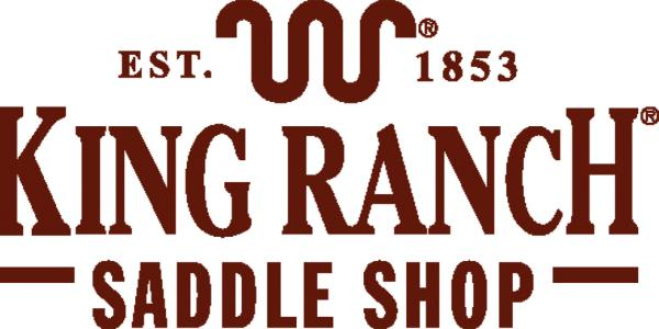 King Ranch saddle shop logo