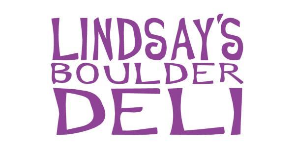 lindsays boulder deli logo