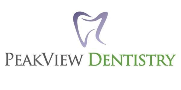 PeakView Dentistry logo