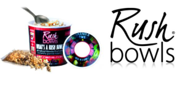 Rush bowls boulder logo