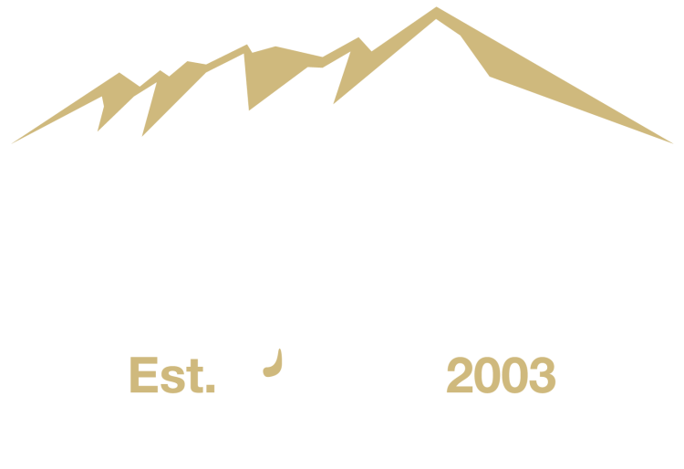 herd logo white