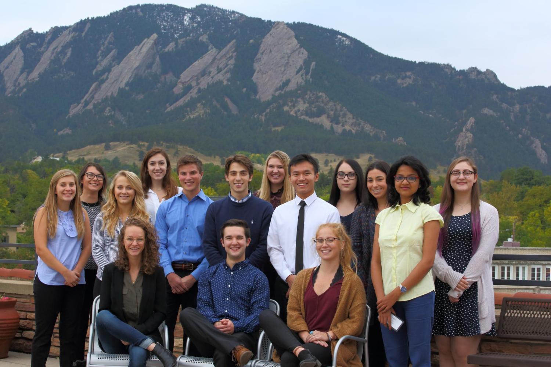 Herd leaders group photo
