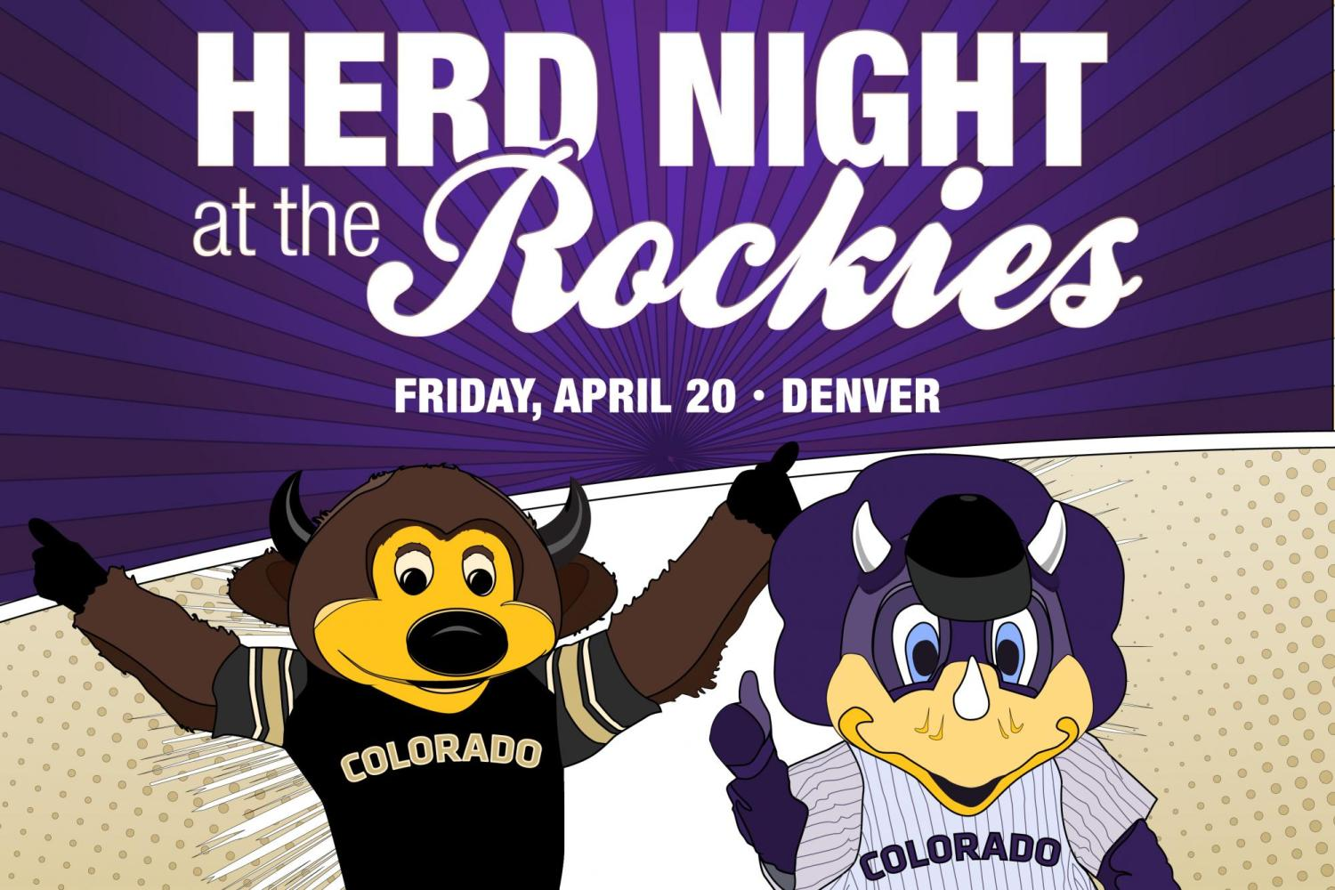 herd night at the rockies