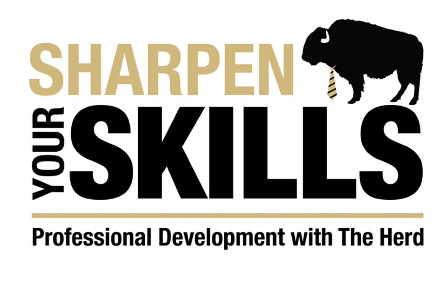 sharpen your skills
