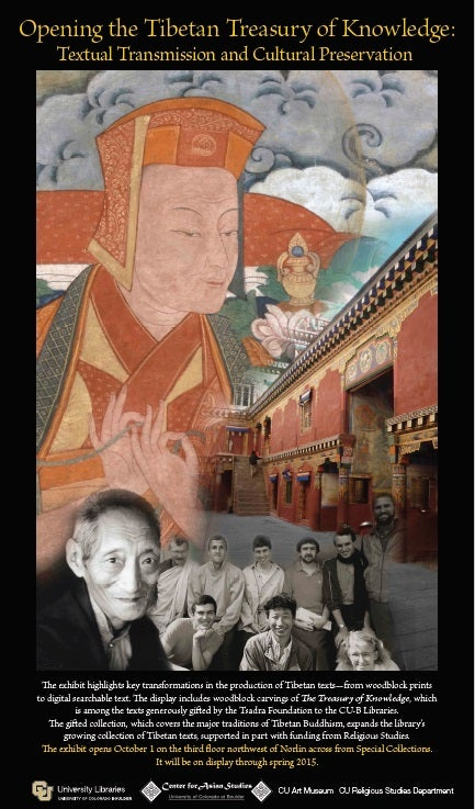 Opening the Tibetan Treasury of Knowledge