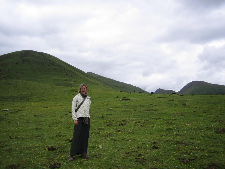 CU Professor on the Grasslands