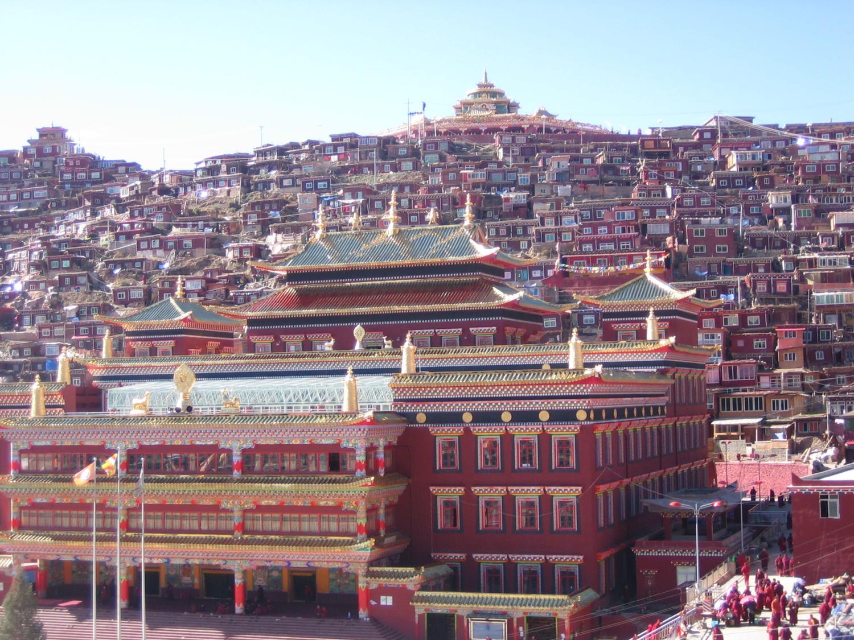 New Jomo Lhakhang