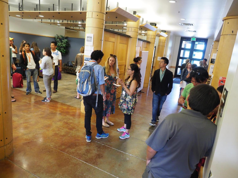 HSC V Departure Day