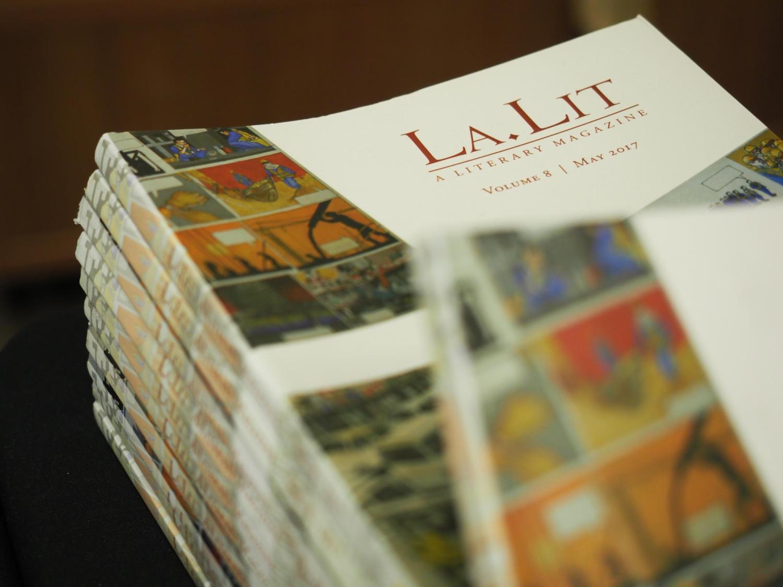 Lalit Magazine Sales at HSC V