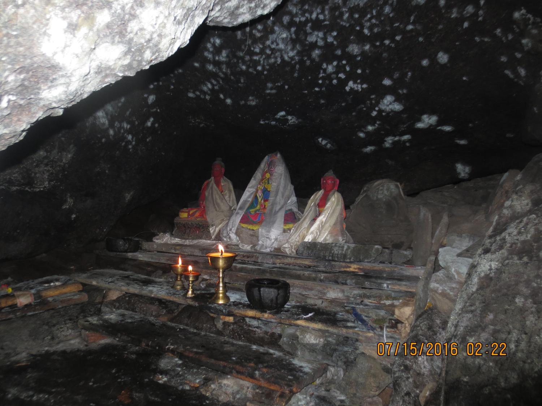 Guru Rinpoche cave