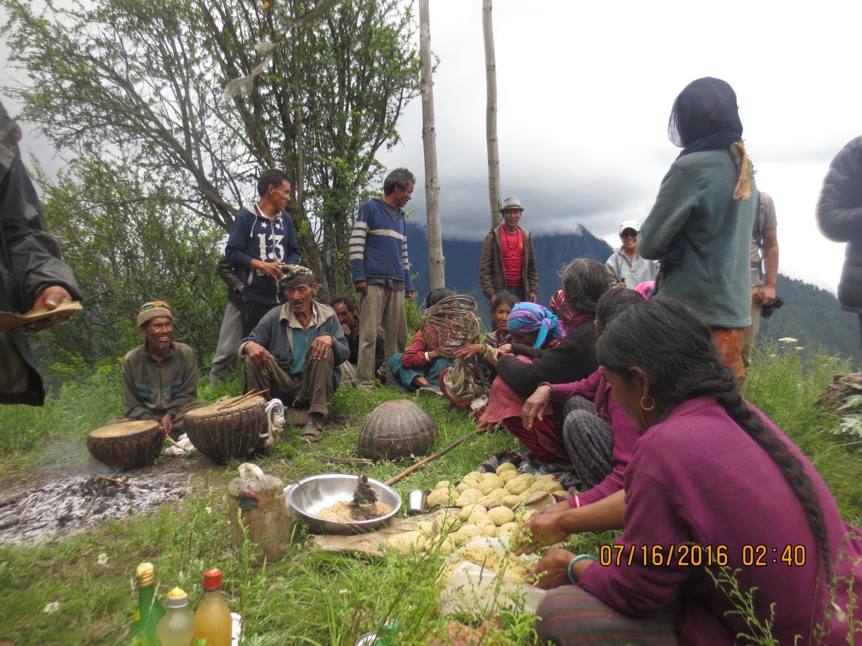 rain stopping ceremony