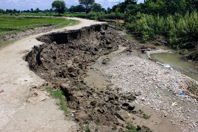 Flood Erosion