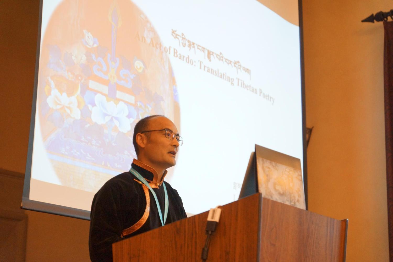 Lama Jabb, Lotsawa Keynote