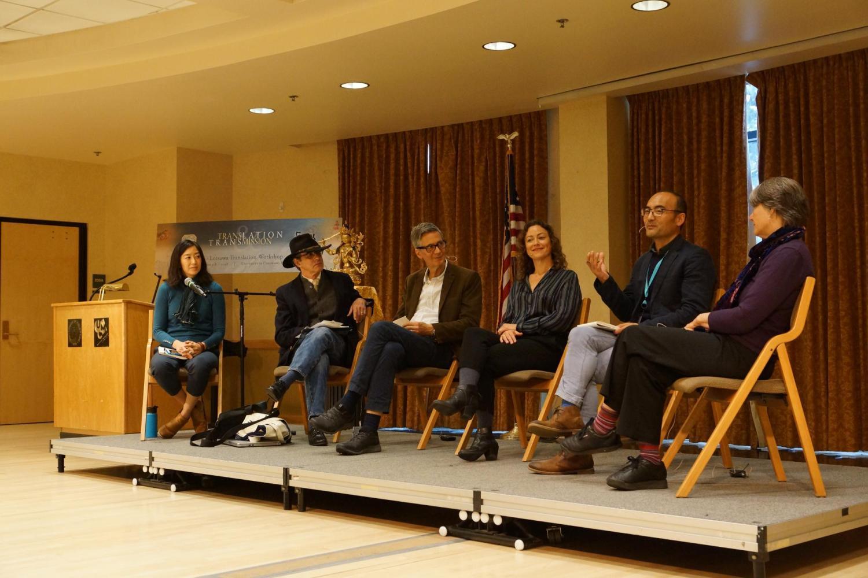 Panel, Reflections on the Translation Process