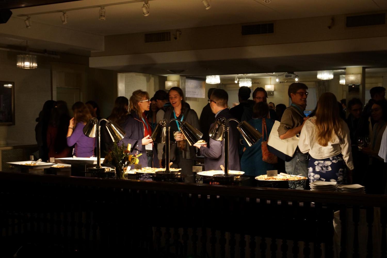 Lotsawa Workshop Welcome Reception at the Hotel Boulderado