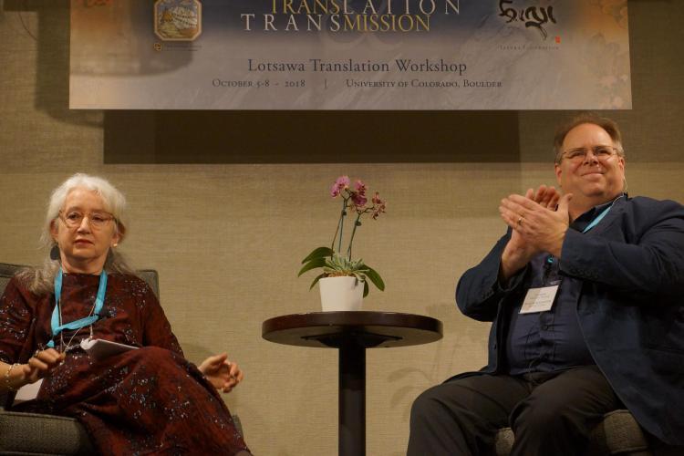 Opening Dialogue, Janet Gyatso and Kurtis Schaeffer