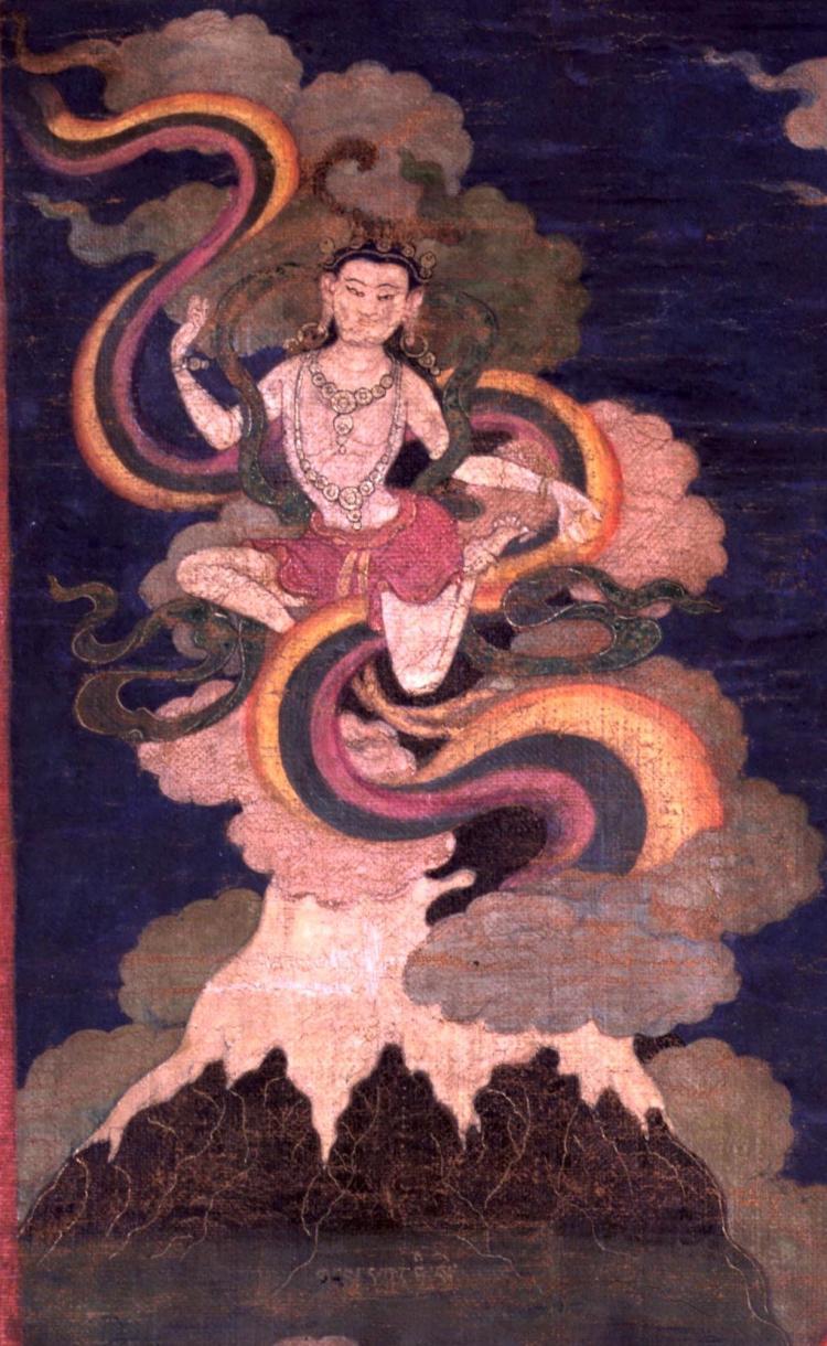 Kailash divinity