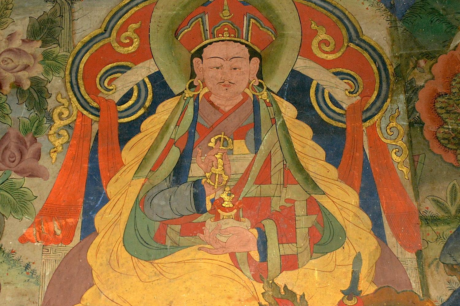 Historical Artists of Bhutan | Tibet Himalaya Initiative