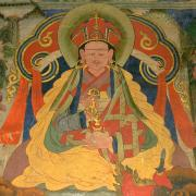 the Fourth Zhabdrung Thugtrul, Ngawang Jigme Norbu (1831-61)