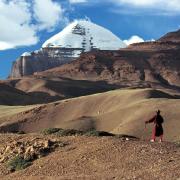 Kailash landscape